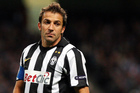 Alessandro Del Piero. Photo / AP
