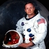 Neil Armstrong. Photo / AFP