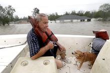 As New Orleans folk fled, Republicans cheered Mitt Romney's nomination. Photo / AP