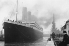 A photo of the original Titanic: Australian Clive Palmer says he'll build Titanic II - but this one 'will be designed so it won't sink'. Photo / Supplied