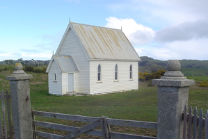 The little church on the Awhitu Peninsula has been a favourite subject for photographers and artists over the years. Photo / Supplied