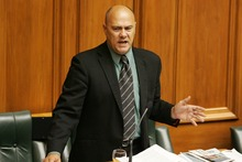 MP Tau Henare. Photo / Getty Images