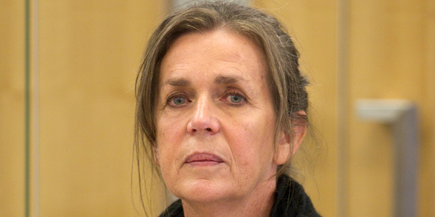 Jacqui Bradley is accused of swindling investors.  Photo / Greg Bowker
