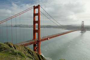 San Francisco is at risk with increasing earthquakes in California. Photo / File