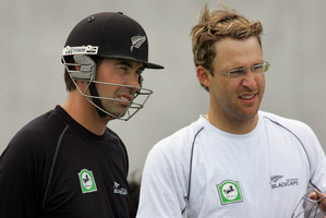It's a far cry from the days when Dan Vettori and Stephen Fleming were serious contenders in any arbitrarily selected world combinations. Photo / NZPA