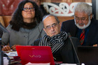 Sir Eddie Durie, NZ Maori Council co-chairman, and other Treaty negotiators have to believe the Government operates in good faith.  Photo / Mark Mitchell