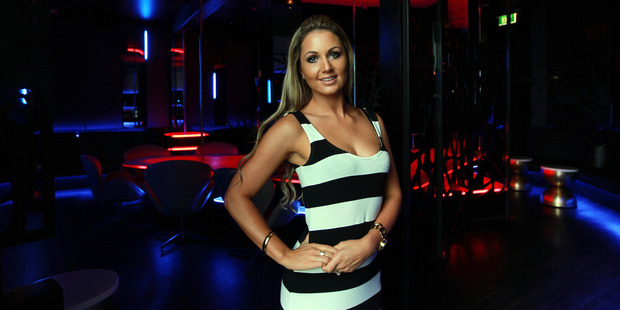 Jacqui Le Prou Samson is a controversial new face in New Zealand's adult entertainment industry. Photo /  Doug Sherring
