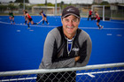 Women's coach Mark Hager has one particular focus for the 24-strong national squad. Photo / Natalie Slade