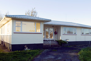 This property at 1469 Hinemoa St could be the site of a new night shelter for Rotorua's homeless. Photo / The Daily Post