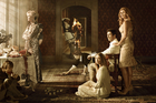 Jessica Lange injects a good dose of menace into American Horror Story. Photo / Supplied