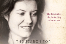 Book cover of The Search for Anne Perry. Photo / Supplied 