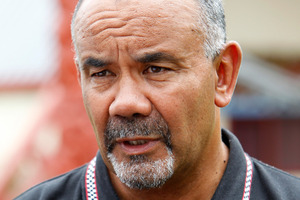 Maori party MP Te Ururoa Flavell. Photo / Wayne Drought