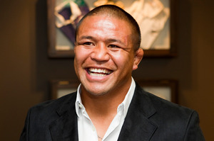 Keven Mealamu is rethinking his business plan. Photo / NZPA