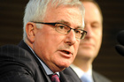 Trade Minister Tim Groser is after the job of director-general of the World Trade Organisation. Photo / Ross Setford