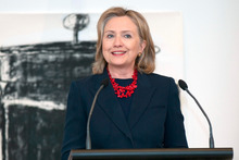 US Secretary of State Hillary Clinton. Photo / File 