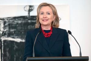 US Secretary of State Hillary Clinton. Photo / File