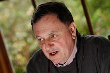 Nigel Studdart, Pompallier School teacher. Photo / Michael Cunningham
