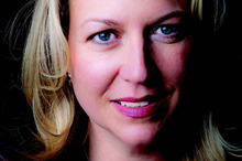 Cheryl Strayed's unsentimental, yet often funny, tone complements her fluid prose, as she delivers her brave and inspiring story. Photo / Joni Kabana