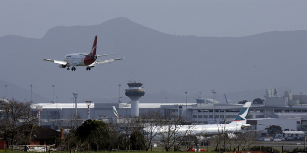 Auckland International Airport. Photo / NZ Herald