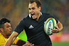 Israel Dagg comes alive on the big stage.  Photo / Getty Images