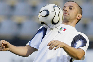 Alessandro del Piero. Photo / Getty Images