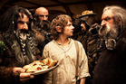 Peter Jackson has announced a name and release date for his third Hobbit film. Photo / Supplied