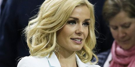 Katherine Jenkins says rumours she is having an affair with David Beckham are wrong. Photo / AP