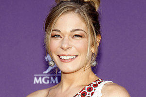 LeAnn Rimes has checked into rehab. Photo / AP