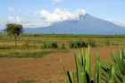 Mount Meru in Tanzania's Arusha National Park. Photo / Thinkstock