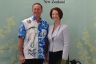 Key, Gillard discuss asylum seekers