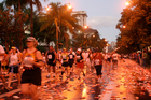 Runners participate in the Honolulu Marathon. Photo / Creative Commons image by Flickr user schacon