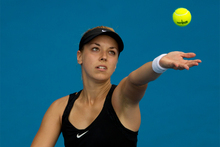 Sabine Lisicki was the top seed at this year's ASB Classic. Photo / Brett Phibbs