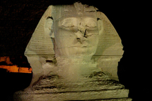 The Great Sphinx of Giza is a half-human, half-lion statue on the Giza Plateau. Standing 73.5m long, 6m wide and 20m high, it's the largest, not to mention oldest, monolith in the world. Photo / Alan Gibson