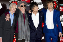 The Rolling Stones are gearing up for a series of shows for their 50th anniversary, according to reports. Photo / AP