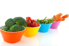There are a variety of fresh choices for those who go on a raw food diet. Photo / Thinkstock