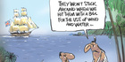 View: Cartoon: In hindsight...