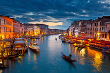 Prepare for a pricey ride if you're navigating Venice by gondola. Photo / Thinkstock