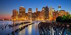 Manhattan lights up in September with the star-power New York Fashion Week attracts. Photo / Thinkstock