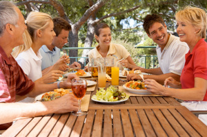 Is it the home cooking that keeps kids at home longer. Photo / Thinkstock