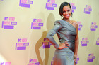 Alicia Keys attends the MTV Video Music Awards in Los Angeles. Photo / AP