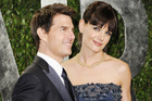 Tom Cruise's representatives say there is no truth to allegations he recruited Katie Holmes as his wife. Photo / AP