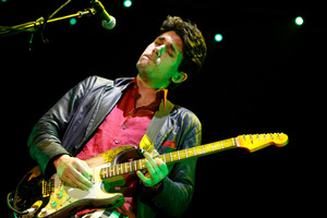 John Mayer can't sing for six months. Photo / Dean Purcell