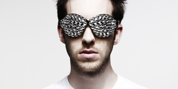 Calvin Harris will headline the dance party Our: House in November.  Photo / Supplied