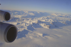 Australian company Antarctica Sightseeing Flights plans to fly from New Zealand to Antarctica from February next year. Photo / Supplied