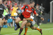 Canterbury will have the services of former All Blacks hooker Corey Flynn for the first time this season. Photo / Getty Images. 