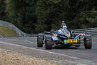 The 1.0-litre EcoBoost Formula Ford at Nurburgring. Photo / Supplied