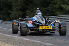 Formula Ford EcoBoost at Nurburgring Nordschliefe. Photo / Supplied