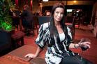 Business owner Luisa Dacombe-Valentine. Photo /  David Alexander