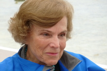 US oceanographer Dr Sylvia Earle. Photo / Linda Bercusson