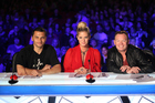 Jason Kerrison, Rachel Hunter and Ali Campbell are the judges for the first season of 'New Zealand's Got Talent'. Photo / Supplied